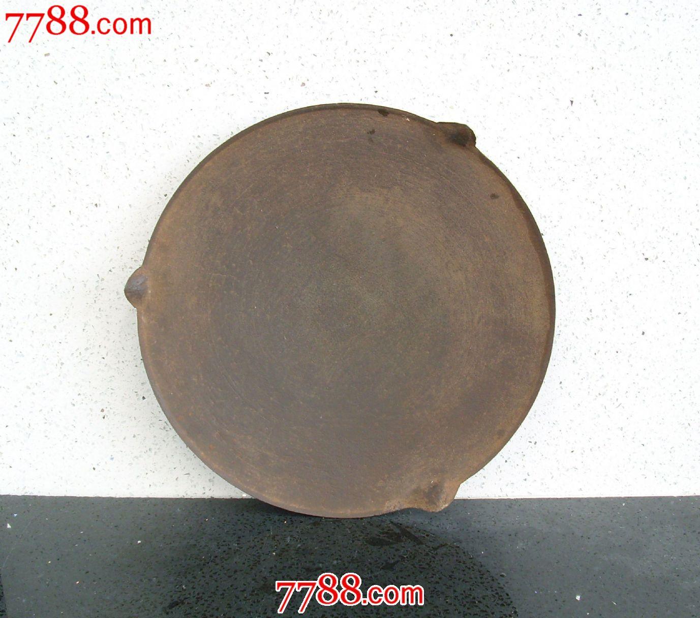 民用煎饼老式铁鏊子图片