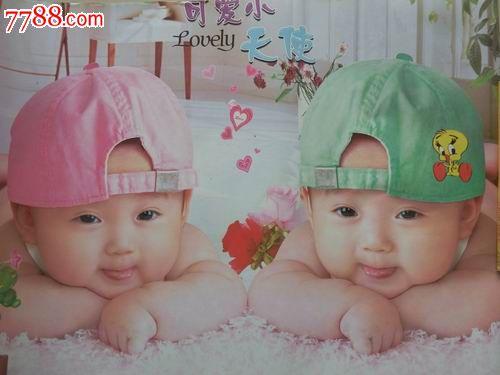 《可爱小天使》小苹果画(少)【万岁堂】_第2张_7788收藏__中国收藏