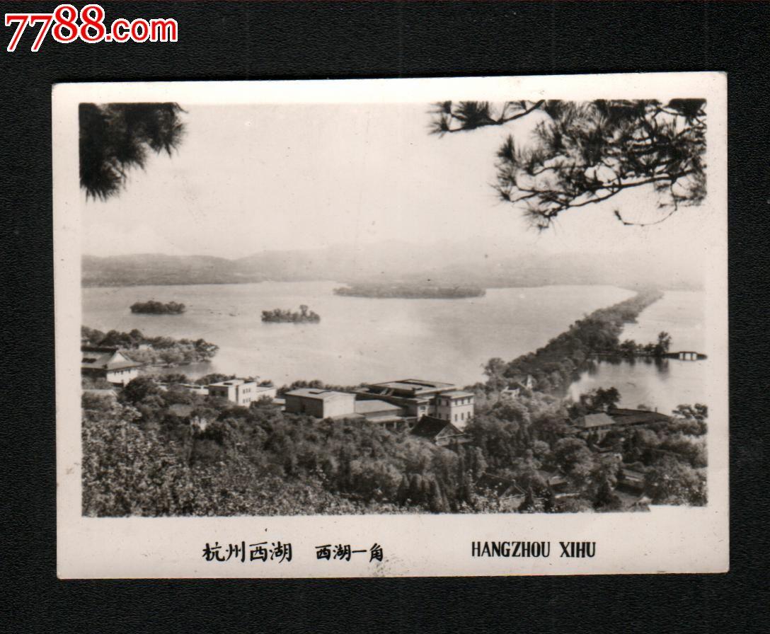 杭州西湖-西湖一角