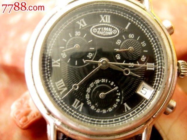 """英国""""时间朗""""手表,瑞士代工图片"""