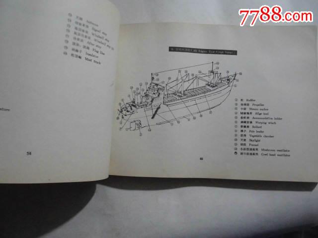 船体结构名词图说_价格160.0000元_第5张_7788收藏__中国收藏热线