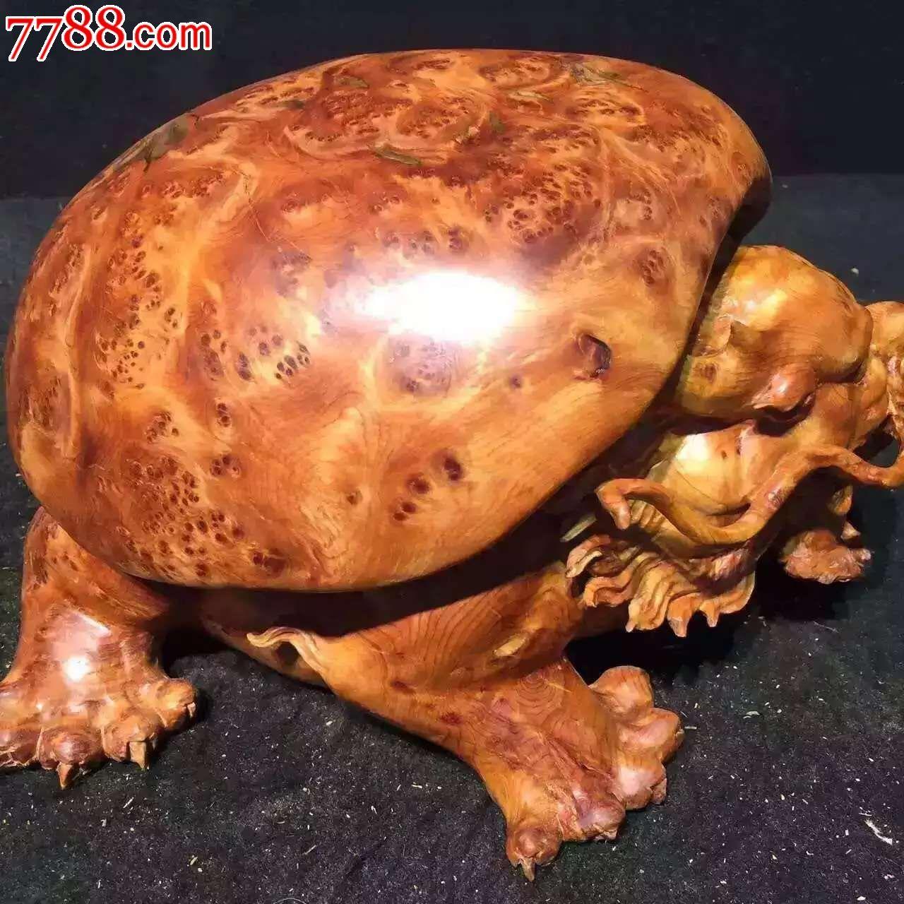梦见木头龙龟会动是什么意思