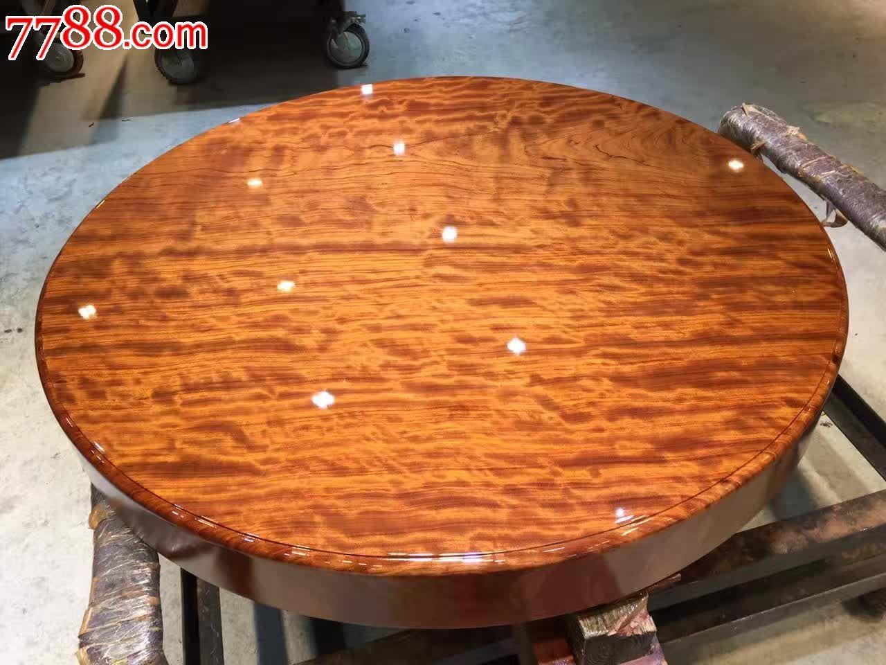 老式圆桌安装图解