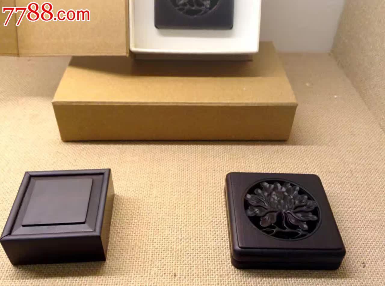 盘香盒系列